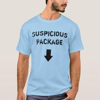 Misstrauisches Paket T-Shirt
