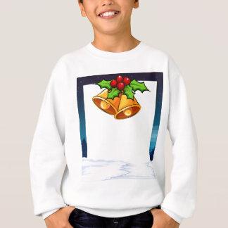 Mistelzweig-Fahne Sweatshirt