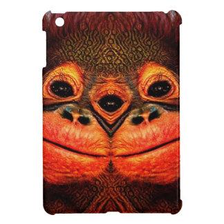 Mit Augen Affe psychedelische drei iPad Mini Hülle