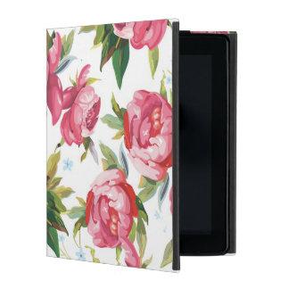 Mit Blumen iPad Hüllen