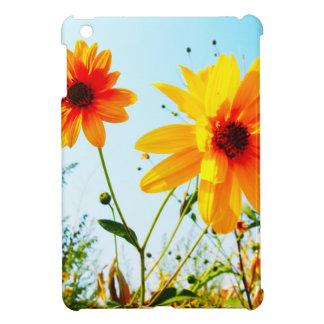 mit Blumen iPad Mini Schutzhülle