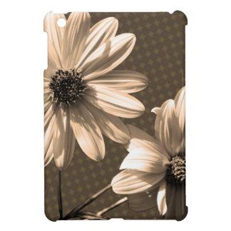 mit Blumen iPad Mini Hülle