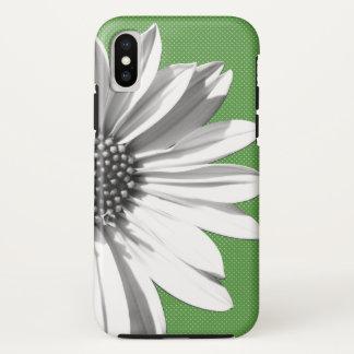 mit Blumen iPhone X Hülle
