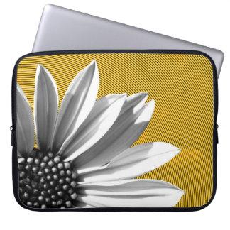 mit Blumen Laptop Sleeve
