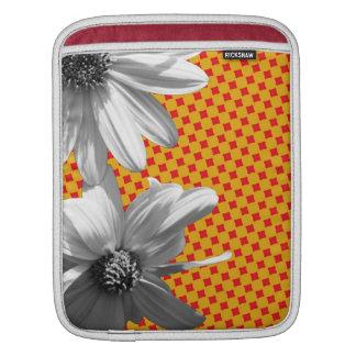 mit Blumen Sleeve Für iPads