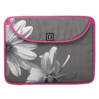 mit Blumen Sleeve Für MacBook Pro