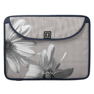 mit Blumen Sleeve Für MacBooks