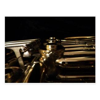 Mit den Augen eines Musikers (1) Postkarten