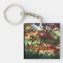 Mit diesem Schlüsselanhänger in den Herbst