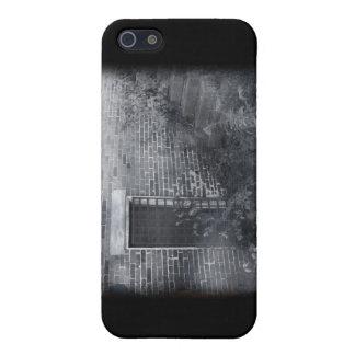 Mit einem Gatter versehene Tür - Daguerreotype Etui Fürs iPhone 5