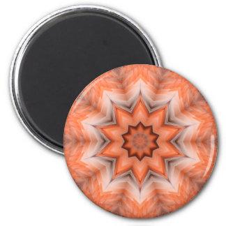 Mit Federn versehener Raserei-Magnet Runder Magnet 5,7 Cm