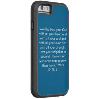"""""""Mit Ihr ganzes Herz"""" IPhone 6/6S Handy-Fall Tough Xtreme iPhone 6 Hülle"""