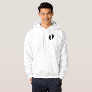 Mit Kapuze die Abdruck-Sweatshirt der Männer Hoodie