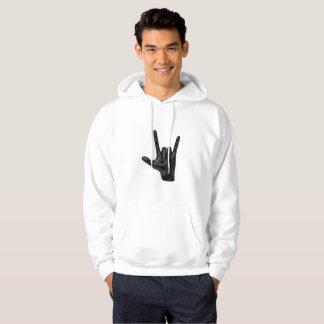 mit Kapuze Sweatshirt des Hoodie der