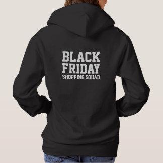Mit Kapuze Sweatshirt des schwarzen