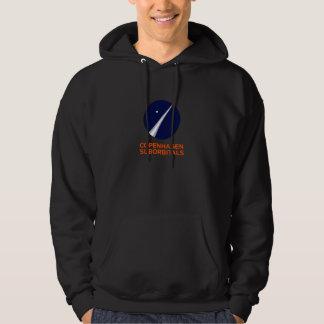 Mit Kapuze Sweatshirt mit Logo Kopenhagens