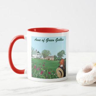 Mit Liebe an schauen, Anne der grünen Giebel Tasse