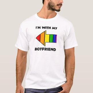 Mit meinem Freund 2 T-Shirt