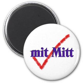 MIT-Mitt Runder Magnet 5,7 Cm