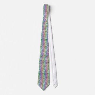 MIT TINTE GESCHWÄRZTE WATERCOLOR Krawatte