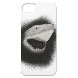 Mit Tinte geschwärzter Haifisch-Angriff Etui Fürs iPhone 5