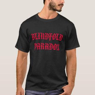 MIT VERBUNDENEN AUGEN PARADOX T-Shirt