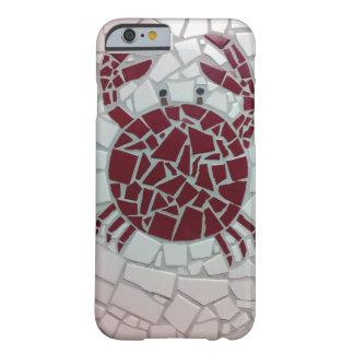 Mit Ziegeln gedeckter Krabbe iPhone 6 Kasten Barely There iPhone 6 Hülle