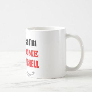 Mitchell fantastische Familie Kaffeetasse