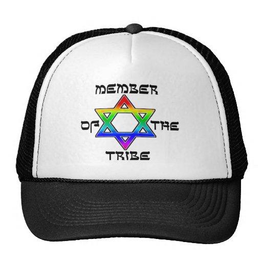 Mitglied der Stamm-Hüte Netzmützen