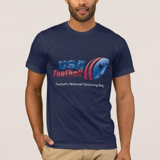 Mitglied hält angepasste T instand T-Shirt