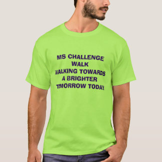 MITGLIEDSTAAT FECHTEN WALKWALKING TOWARDSA T-Shirt