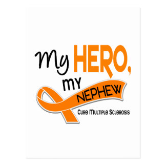 Mitgliedstaat-multiple Sklerose MEIN HELD MEIN Postkarte