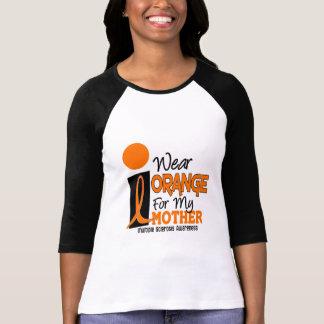 Mitgliedstaat-multiple Sklerose trage ich Orange T-Shirt