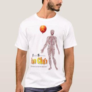 Mitgliedstaat-Spaß-Verein NerveMan Shirt
