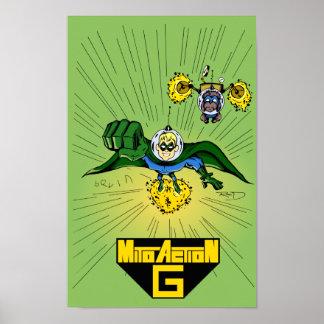 Mito-Aktion G-Plakat Poster