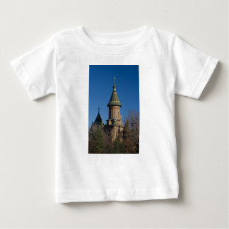 Mitropolitan Kathedrale, Timisoara, Rumänien Baby T-shirt