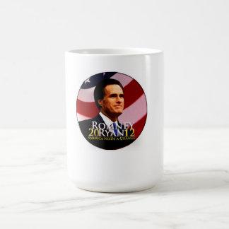 Mitt Romney 2012 Kaffeetasse