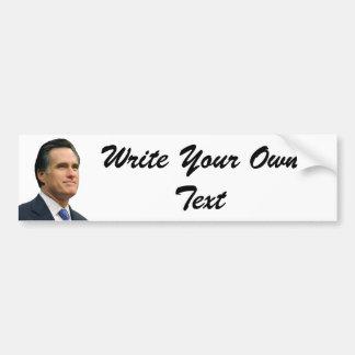 Mitt Romney Autoaufkleber
