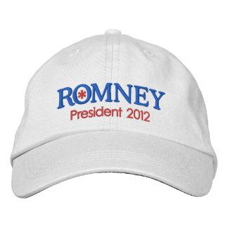 Mitt Romney fertigte besonders an Bestickte Baseballkappe