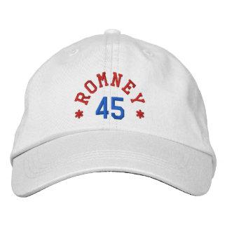 Mitt Romney zwanzig zwölf 2012 45 Bestickte Kappe
