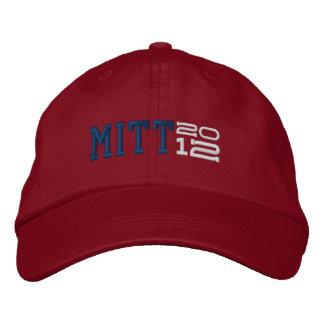 Mitt Romney zwanzig zwölf 2012 Bestickte Kappe