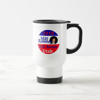 Mitt Romneysenat 2018 Reisebecher