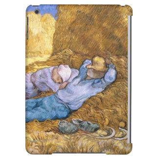 Mittag Vincent van Goghs  , der Siesta, nach Hirse