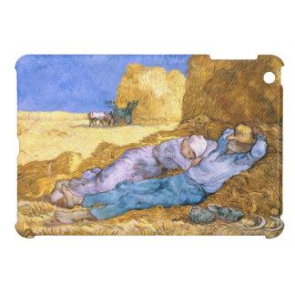 Mittag Vincent van Goghs  , der Siesta, nach Hirse iPad Mini Hülle
