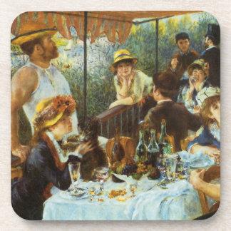 Mittagessen des Bootfahrt-Party durch Pierre Untersetzer