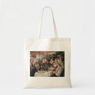 Mittagessen des Bootfahrt-Party - Renoir Tragetasche