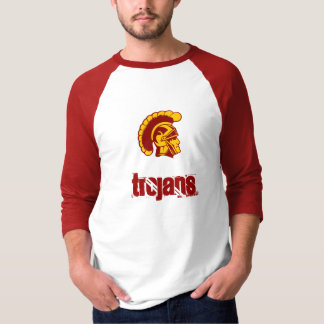 Mittagskumpel-Trojan unter 14 T-Shirt