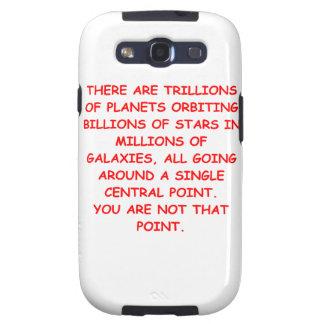 Mitte der Aufmerksamkeit Schutzhülle Fürs Galaxy SIII