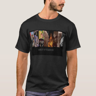Mitte der Aufmerksamkeit T-Shirt