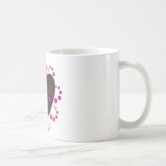 Mitte der Aufmerksamkeit Kaffeehaferl
